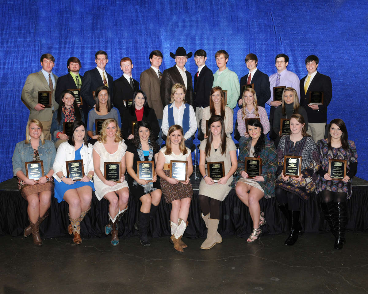 Dixie National Sale of Junior Champions | Mississippi Department ...