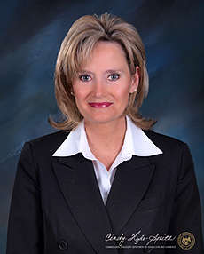 Cindy Hyde-Smith, Mississippi Commissioner of Agriculture