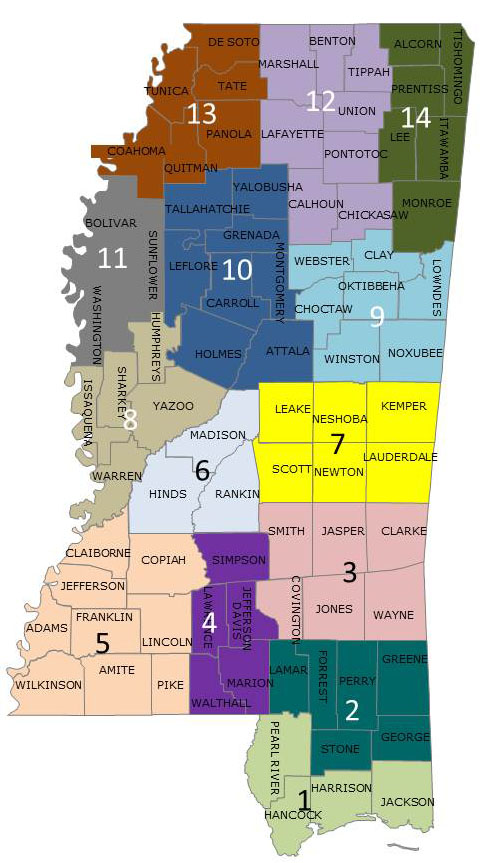 BPI District Inspector Map | Mississippi Department of Agriculture on tree plantation map, us agricultural production map, state map, monoculture farming map, crop map, journalism map, agricultural density map, landscape map, vision 2020 map, arabspring map, mobile control map, history map, local business map, pottery map, ocean shipping map, environment map, economic map, ngo map, food map, ergonomics map,
